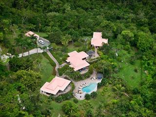 Canefield House at Greenbank Estate, Tortola - Ocean View, Pool, Private Park-Like Setting - Tortola vacation rentals