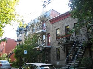 Fabulous apt. in the heart of Plateau Mont-Royal - Montreal vacation rentals