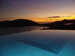 SPECIAL 2 FOR 1  Luxury Villa & Beach Front Lounge - Saint Kitts vacation rentals