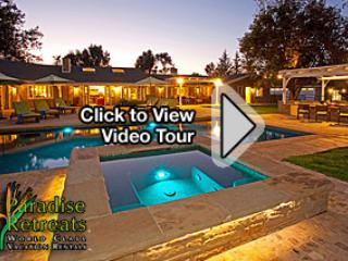 The stage is set for an awesome vacation! - Valley View Ranch - Solvang - rentals
