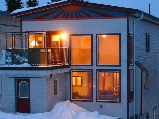 SLOPESIDE LUXURY: 4Bed/4Bath+Den - Vernon vacation rentals