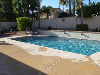 Luxury 3 Bed 2 Bath Villa with Heated Pool & Spa. - Central Arizona vacation rentals