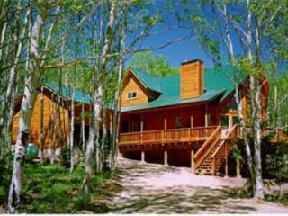 Idyllic House with 3 Bedroom/2 Bathroom in Angel Fire (HO 257) - New Mexico vacation rentals