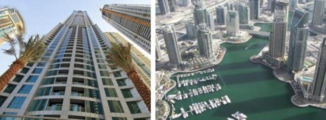 Welcome to The Torch, Dubai Marina - Brand New 1 bed apartment with full marina view - Dubai Marina - rentals