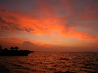 Paradise Found In Private Waterside Retreat Condo - Port Charlotte vacation rentals