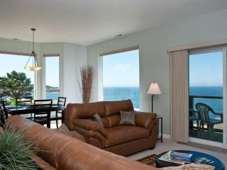 Spectacular Ocean View Condos - HDTVs, WiFi & More - Depoe Bay vacation rentals