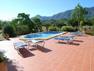 Casa Los Naranjos - Murla Sleeps 2 to 6 - (Casa Los Naranjos) - Jalon vacation rentals