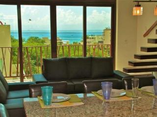 Very Unique 3 Bedroom Loft with Ocean View -El Marine - Playa del Carmen vacation rentals