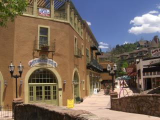 Manitou Springs Skylight Loft Manitou Spa Building - South Central Colorado vacation rentals