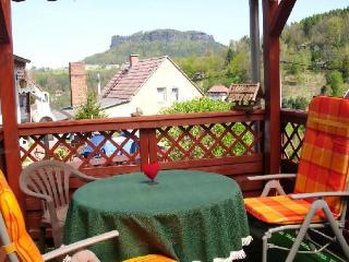 Vacation Apartment in Königstein (Saxony) - 323 sqft, comfortable (# 555) - Konigstein vacation rentals