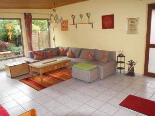 Vacation Apartment in Diez - beautiful landscaped garden, terrace (# 655) - Diez vacation rentals