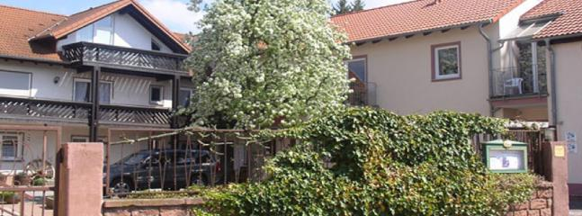 LLAG Luxury Vacation Apartment in Schwedelbach - 603 sqft, great surroundings, cozy furnishings, ample… #1336 - LLAG Luxury Vacation Apartment in Schwedelbach - 603 sqft, great surroundings, cozy furnishings, ample… - Schwedelbach - rentals