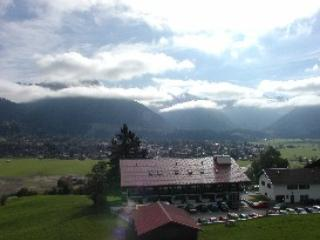 Vacation Apartment in Oberstdorf - 700 sqft, wonderful view across Oberstdorf and to the mountains,… - Oberstdorf vacation rentals
