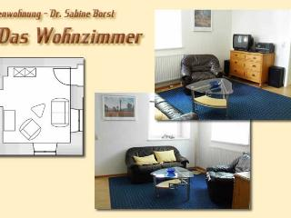 Vacation Apartment in Bad Kissingen - 699 sqft, central location, fully furnished (# 353) - Bad Kissingen vacation rentals