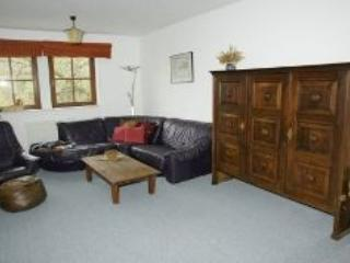 Vacation Apartment in Königstein (Saxony) - 969 sqft, spacious, room for 6 people, digital TV connection… - Saxony vacation rentals