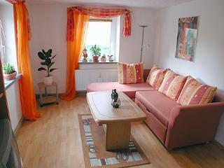 Vacation Apartment in Stolpen - 840 sqft, newly furnished, quiet location, terrace with barbecue (#… - Saxony vacation rentals