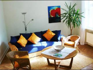 Vacation Apartment in Biendorf - 538 sqft, stylish, lovely, quiet (# 1729) - Biendorf vacation rentals