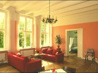 Vacation Apartment in Biendorf - 753 sqft, stylish, lovely, quiet (# 1730) - Biendorf vacation rentals