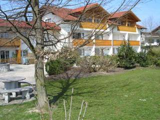 Vacation Apartment in Bad Füssing - 646 sqft, great views, balcony (# 1335) - Bad Füssing vacation rentals