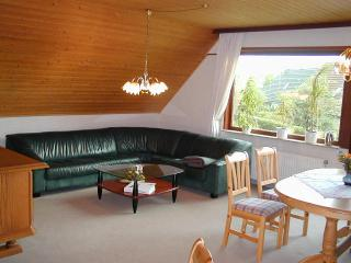 Vacation Apartment in Bad Bramstedt - 678 sqft, all amenities included, terrace with pond, velour carpet… - Schleswig-Holstein vacation rentals