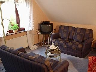 Vacation Apartment in Bad Bramstedt - 431 sqft, all amenities included, terrace with pond, velour carpet… - Bad Bramstedt vacation rentals
