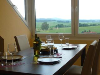 Vacation Apartment in Moorgrund - 1130 sqft, clean, great location (# 617) - Bad Liebenstein vacation rentals