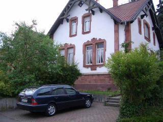 Vacation Apartment in Bad Bergzabern - 431 sqft, historic house, beautiful garden, great apartments… - Rhineland-Palatinate vacation rentals
