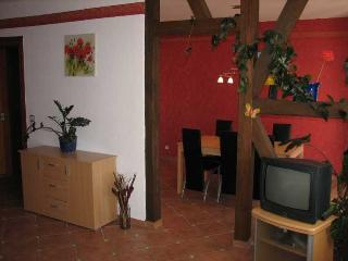 Vacation Apartment in Thale - 1184 sqft, located right on the entrance to the Bodental, internet access,… - Thale vacation rentals