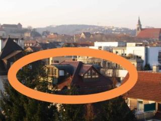 Vacation Apartment in Tübingen - 538 sqft, exlusively furnished, central location in Tübingen, balcony,… - Tübingen vacation rentals