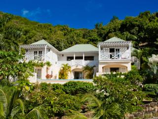 Lime Hill Villa at English Harbour, Antigua - Stunning Views, Pool, Tropical Gardens - Antigua vacation rentals