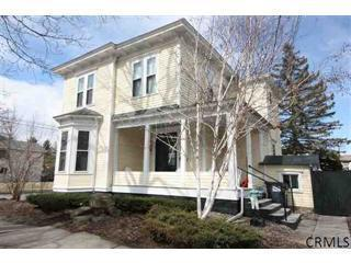 Grand Victorian with two separate living qtrs or one large home (two kitchens!) - Downtown Saratoga Home, 2-Kitchens & private yard! - Saratoga Springs - rentals