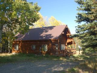 San Juan Mtn Cabin-Hunt, Snowmobile, Xcountry Ski - Cimarron vacation rentals