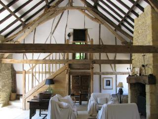 Stylish, 1830s Stone Barn- Walk to the Dordogne! - Sarlat-La-Caneda vacation rentals