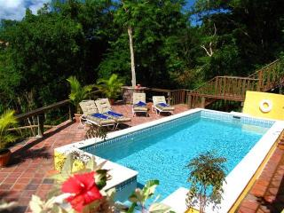 Cinnamon Beach Villa Paradise nestled in the hills - Saint Lucia vacation rentals
