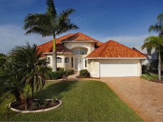 Villa Sunset Boulevard, 3 Bed, 3 Bath, Power Boat - Cape Coral vacation rentals