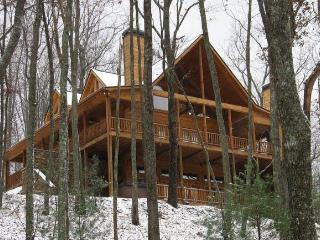 The Summit-4 Master Suite Luxury Cabin - Blue Ridge vacation rentals