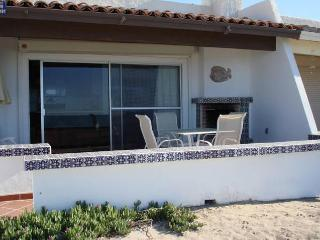 Mirador area on On the beach 3 dr/ 3 bath condo - Northern Mexico vacation rentals