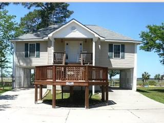 Waterfront  Home - The Sunset  - Pass Christian MS - Mississippi vacation rentals