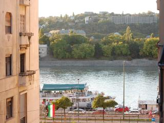 Graphic Apartment Is 60m2 Central With Danube View - Budapest vacation rentals