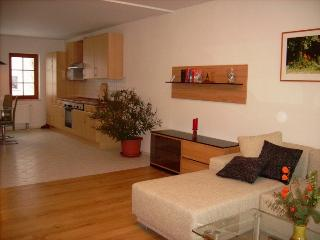 Vacation Apartment in Krögis - 646 sqft, beautiful backyard, ideal for children (# 1210) - Krogis vacation rentals