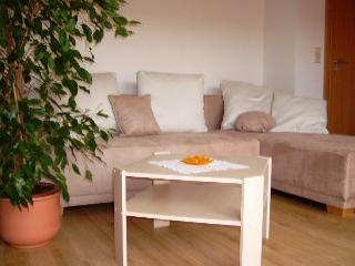 Vacation Apartment in Krögis - 646 sqft, beautiful backyard, ideal for children (# 1209) - Krogis vacation rentals