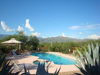 Elegant Hacienda close to Town, Nt Park & Golf - Southern Arizona vacation rentals