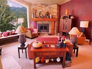 Living Room with Amazing View of Deer Valley Ski Slopes - Close to Lifts & Town - Amazing Views - Deer Valley, UT - Park City - rentals