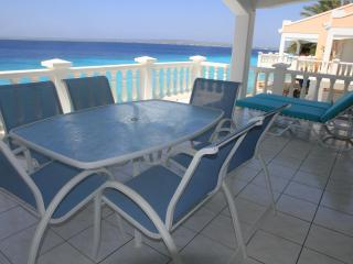 Special Summer Rates. 10% discount. Oceanfront Condo at Belair with Fantastic Views. - Bonaire vacation rentals