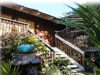 Entrance to Main House - Maui House of Healing Retreat + Cottage Sleeps 20 - Kihei - rentals