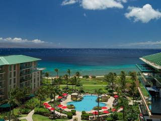 Summer Specials! Penthouse Oceanview Studio - Kaanapali vacation rentals