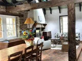 Old stone house charm and all modern conveniences - Finistere vacation rentals