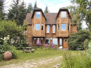 Island watch house - kachemak bay in Homer Alaska from  vacation rental - Homer - rentals