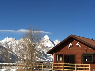 McReynolds Blacktail Cabins-West Cabin - Wyoming vacation rentals