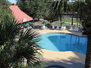 Great studio value, only 1 mile to Disney, big flat screen TV and free Wi-Fi - Kissimmee vacation rentals